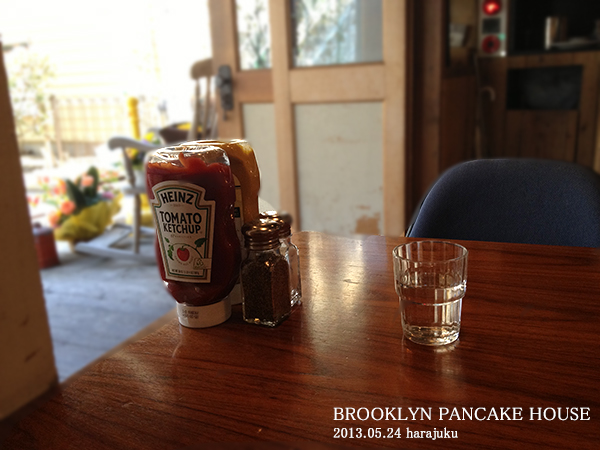 BLOOKLYN PANCAKE HOUSE 店内01