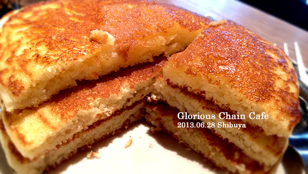 Glorious Chain Cafe パンケーキ03