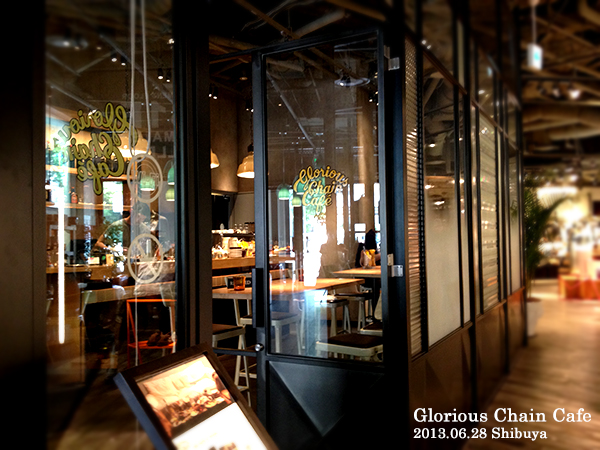 Glorious Chain Cafe 外観03