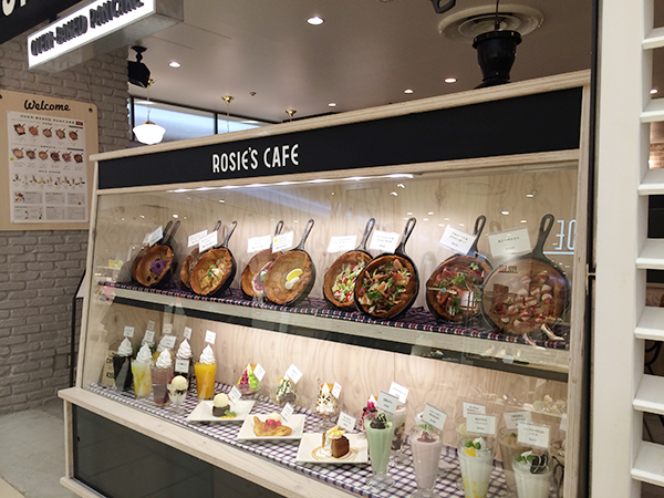 ROSIE'S CAFE(ロージーズカフェ) ルミネ大宮店 メニュー
